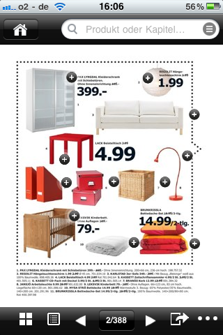 ikea katalog f r iphone billy ivar expedit malm und co f r unterwegs. Black Bedroom Furniture Sets. Home Design Ideas