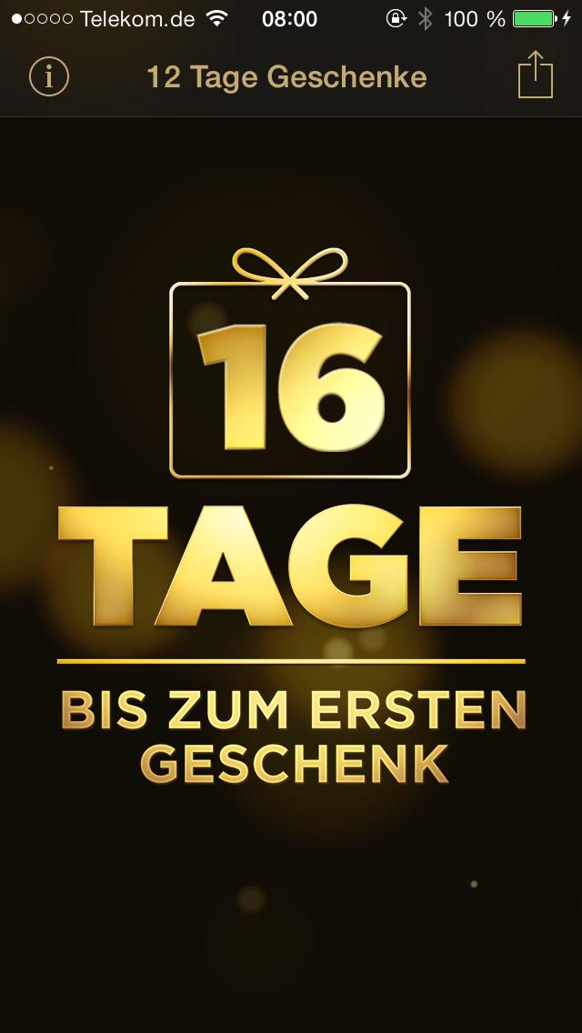 12-Tage-Geschenke
