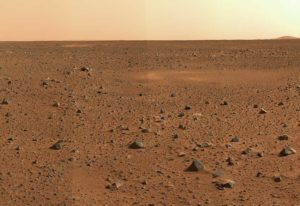 Mars - Gusev-Krater