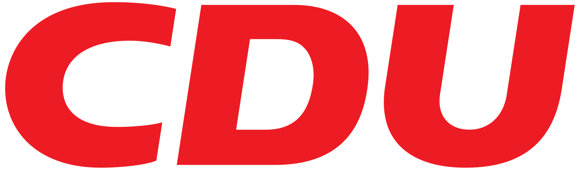 CDU - Logo