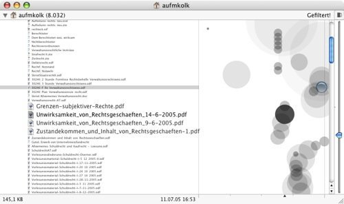 Liquifile - Screenshot
