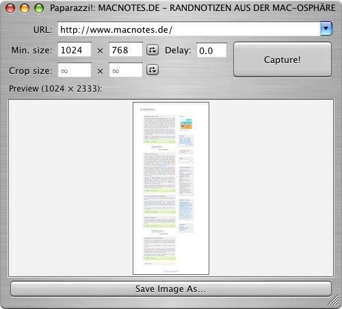 Paparazzi - Screenshot