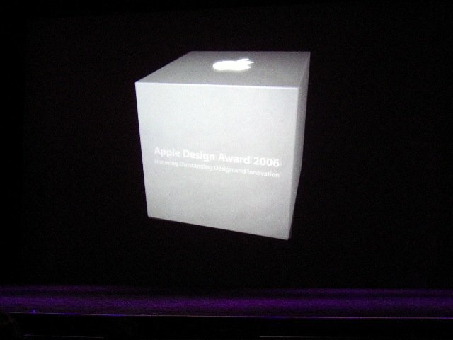 Apple Design Award 2006