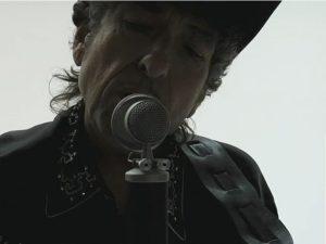 Bob Dylan in iTunes-Werbung