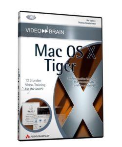 Video 2 Brain - Mac OS X Tiger
