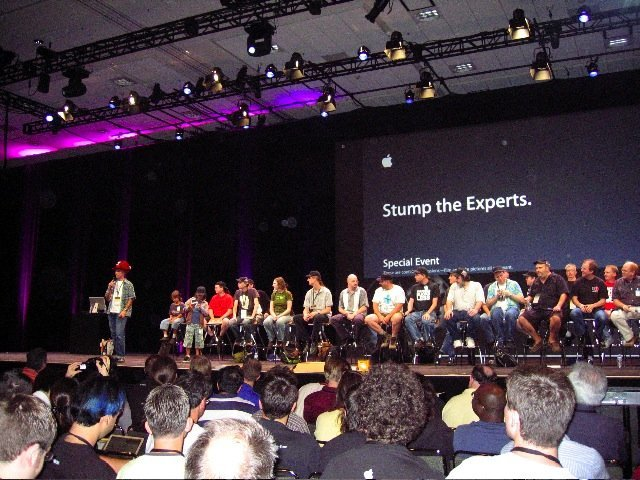 WWDC 2006 - Stump the Experts