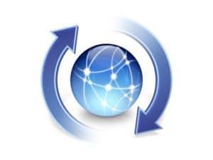 Software-Aktualisierung - Abbildung