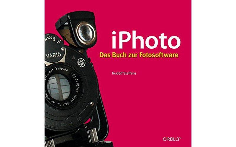 iPhoto - das Buch zur Fotosoftware - Cover