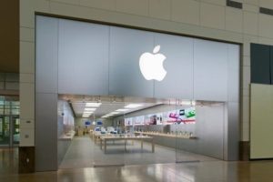 Apple Store in Texas (First Colony Mall)