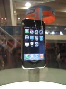 iPhone auf der MacWorld 2007