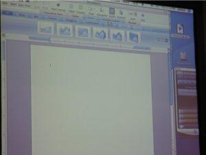 Office 2008 auf MacWorld 2007