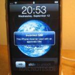 iPhone-Unlock per G