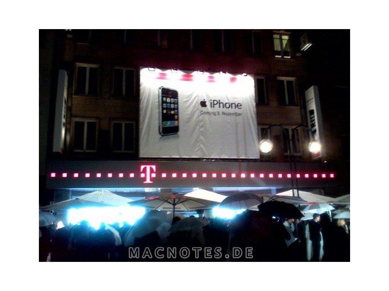 iPhone-Verkaufsstart in Köln