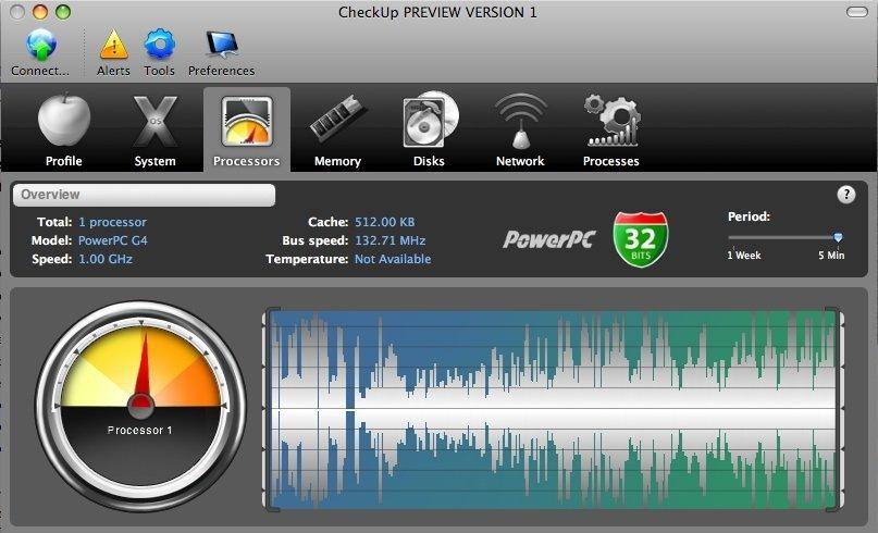 CheckUp - Screenshot