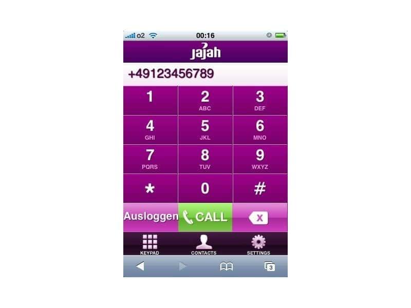 JaJah - Screenshot
