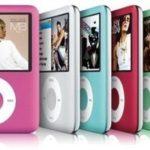 iPod nano - Farbvarianten