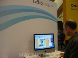 MacWorld 2008 - Office 2008