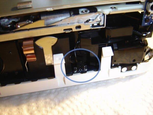 Mac mini - Kabel entfernen
