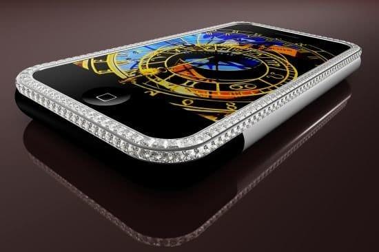 Veredeltes iPhone