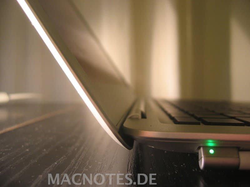 MagSafe am MacBook Air