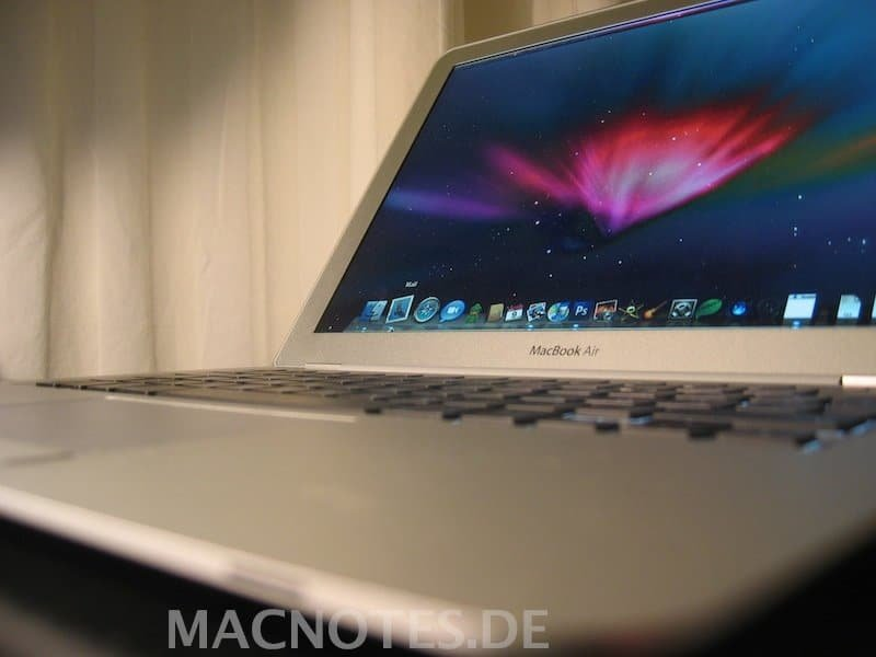 MacBook Air im Test