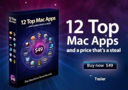 12 Mac-Apps im Paket