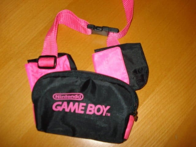 Game Boy Tasche