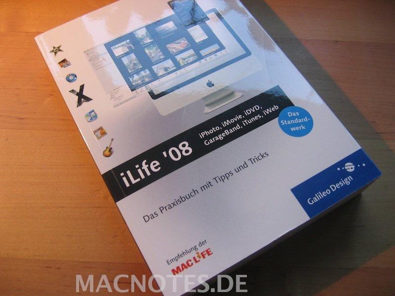 iLife '08 - Das Praxisbuch