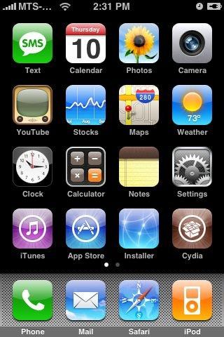 Jailbreak für iPhone OS 2.0