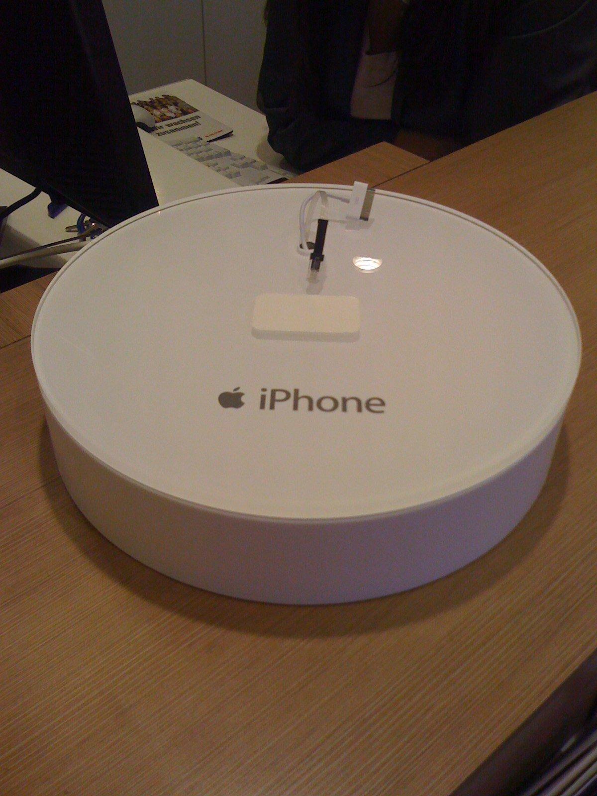 Keine iPhone 3G zum Verkaufsstart