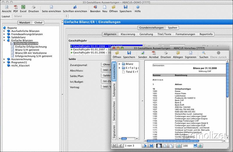 Abacus für Mac OS X