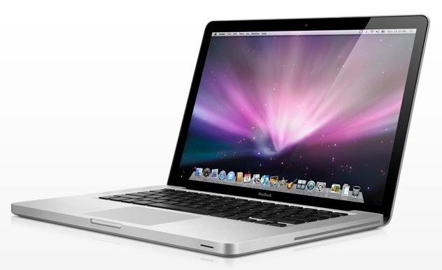 MacBook aus Aluminium (10/2008)