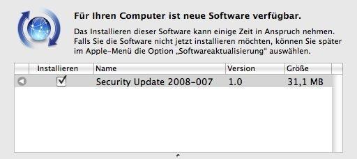 Security Update 2008-007