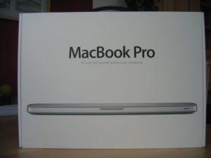 MacBook Pro Unboxing