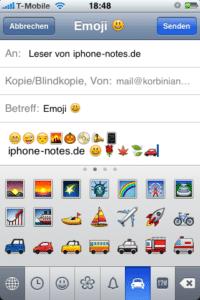 Emoji in iPhone OS 2.2