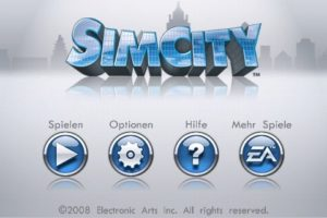 SimCity für iPhone