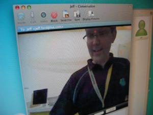 Microsoft Messenger für Mac