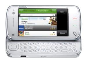 Der OVI Store für Symbian-Geräte