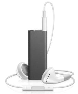 iPod shuffle 3. Generation