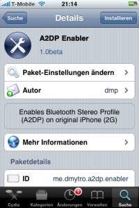 A2DP Enabler