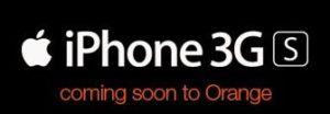 iPhone 3Gs bei Orange