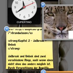 CrazyDashboard: Dashboard auf dem iPhone