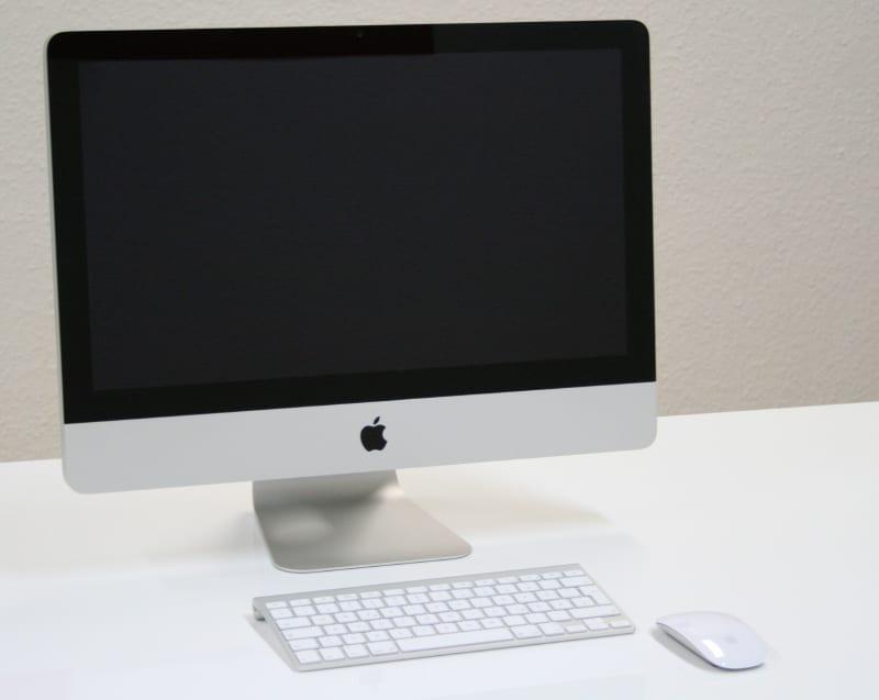 iMac 21,5 Zoll 3,06 GHz