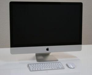 iMac 27 Zoll Intel Core 2 Duo 3,06 GHz