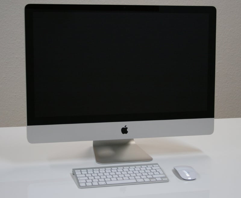 iMac 27 Zoll Intel Core 2 Duo 3,06 GHz