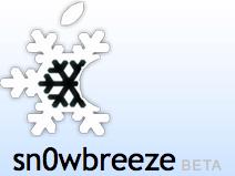 Sn0wbreeze: Beta-Version veröffentlicht