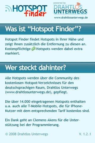 HotSpotFind