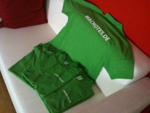 Macnotes - Polo-Shirts