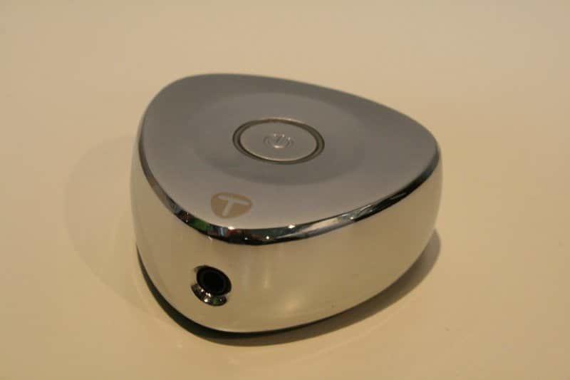 CeBit 2010: Tunebug Vibe verwandelt Pappschachteln in Lautsprecherboxen