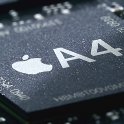 Apple A4-CPU: ARM Cortex A8 mit PowerVR SGX 535 GPU